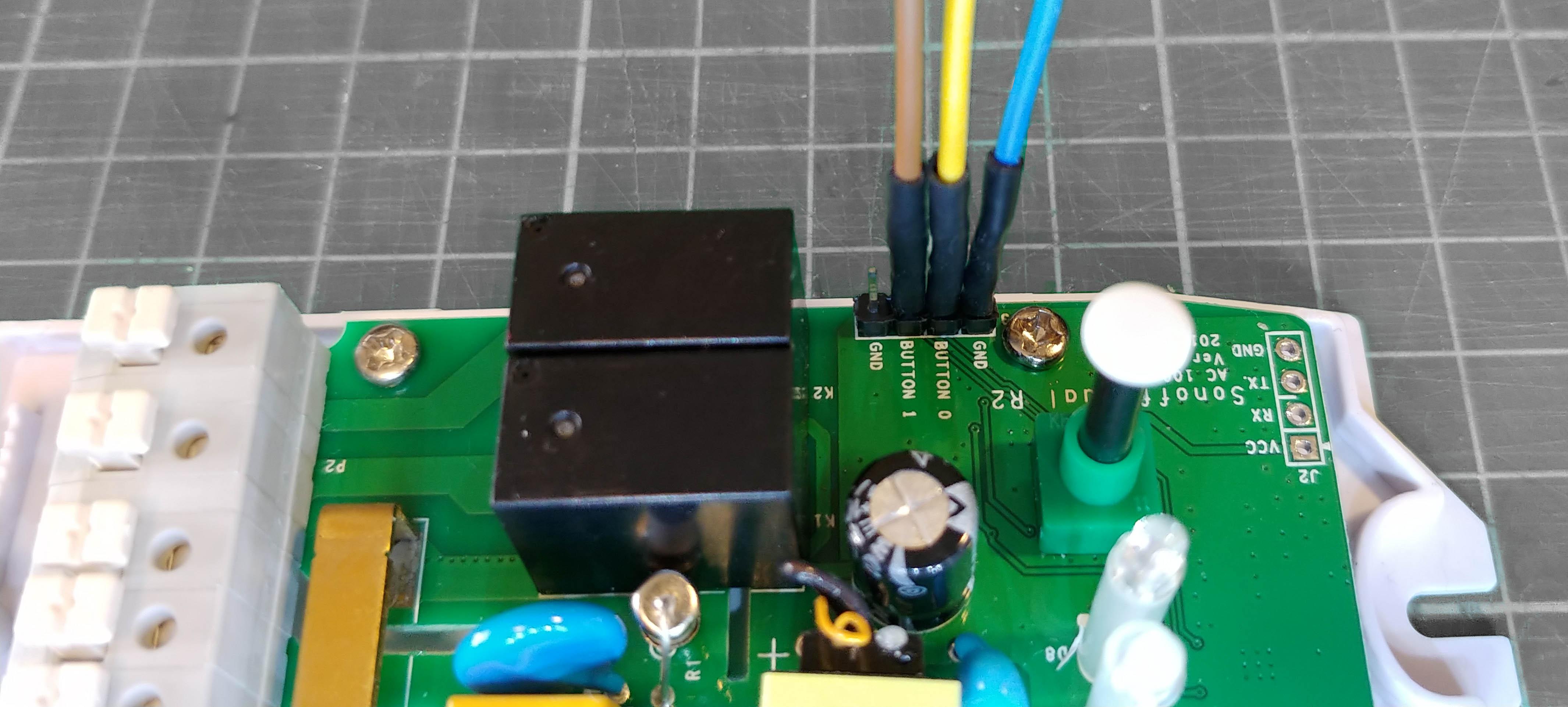 Schema Elettrico Per Motore Tapparelle : Controllo apertura tapparelle in percentuale con firmware tasmota