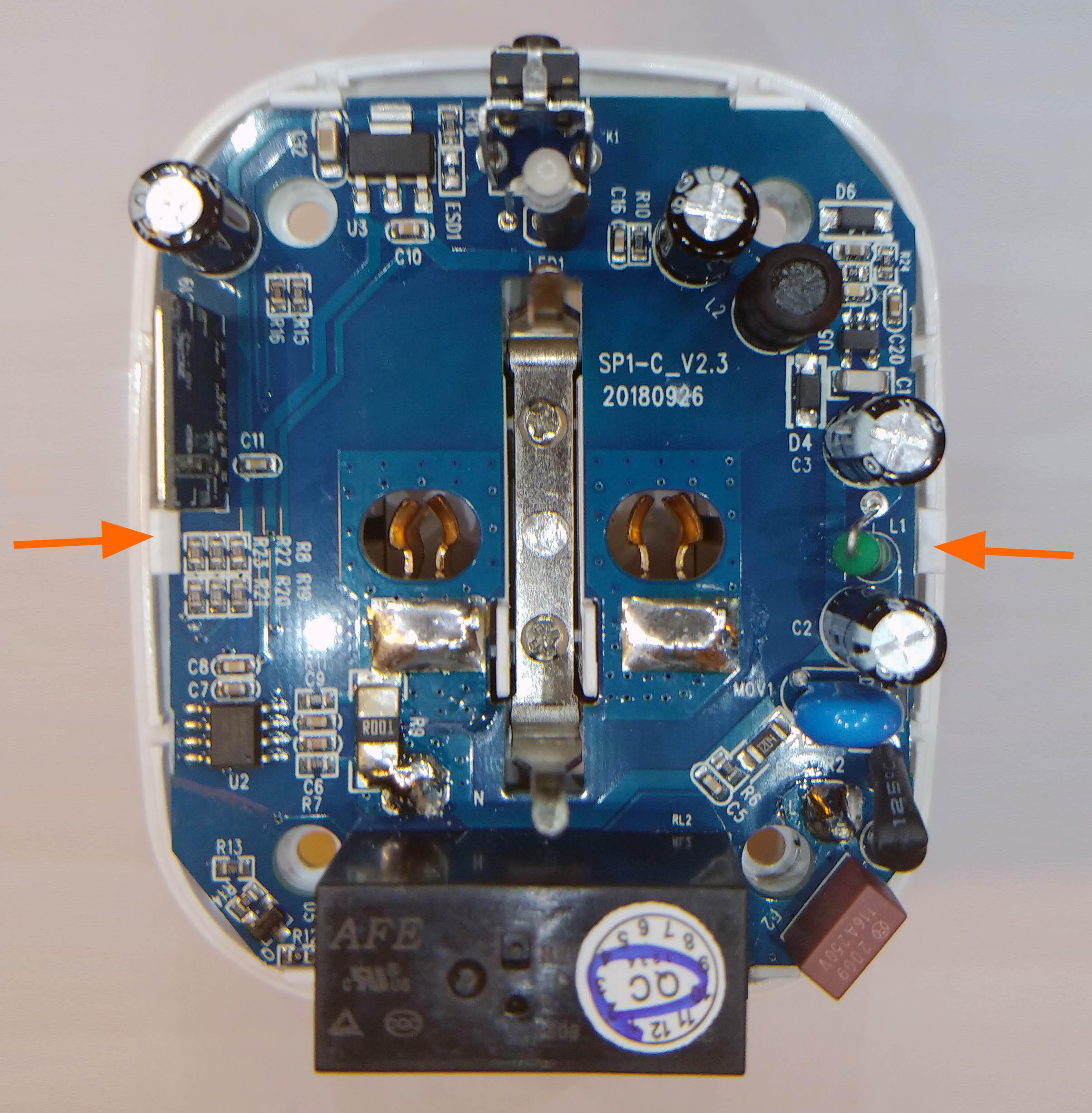 Presa BlitzWolf BW-SHP2 con Firmware Tasmota – HassioHelp