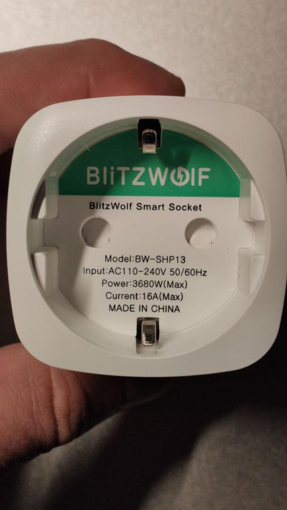 Zigbee Blitzwolf SHP-13